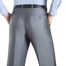 <b>Summer Business</b> Thin Suit Pants For <b>Men</b> 29 50 Spring Autumn ...