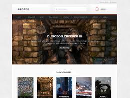 <b>Arcade</b> - WooCommerce