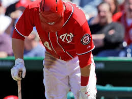 Without Harper The Offensively Challenged Nats Lose To Orioles, 6-2