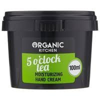 Крем для рук Organic Shop Organic kitchen 5 o'clock <b>tea</b> — Уход за ...