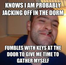 Good Guy Roommate, so considerate. - Meme Fort via Relatably.com