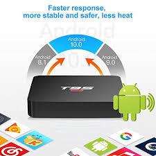 Android 10.0 TV Box, [2020 Newest] TUREWELL <b>T95 Super</b> TV Box ...