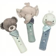 Мягкие игрушки <b>Nattou</b> Cri-Cris <b>Наттоу</b> Кри Крис Jack, Jules ...