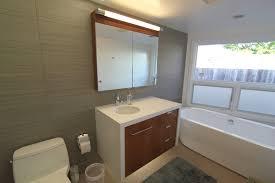 bathroom place vanity contemporary:  the mid century modern bathroom vanity