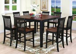 ashley furniture kitchen tables: kitchen breakfast bar table and chairs set wood