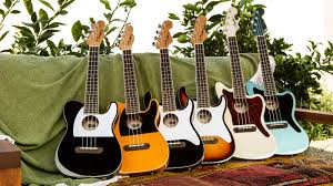 NAMM 2020: серия <b>укулеле</b> Fullerton от <b>Fender</b> предлагает ...