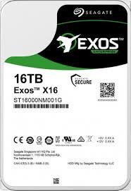 Обзор и тест HDD <b>Seagate Exos</b> X16 (ST16000NM001G) объемом