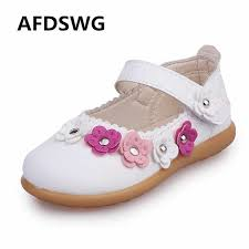 <b>AFDSWG PU</b> bows girls moccasins low with <b>children</b> leather shoes ...