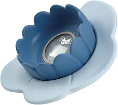<b>Beaba Термометр для воды</b> цифровой Lotus цвет голубой синий