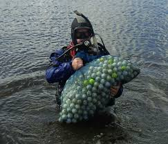 20 most uncommon weird jobs in the world you won t believe at the time of playing golf many balls submerge in the water pond of the golf course so the ball is gone right no there are some s divers of this