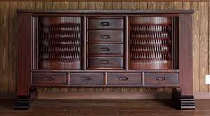 this heavy japanese style sideboard w2100 x d600 x h1200 won an award for excellence at a nationwide furnishings exhibition held in 2011 building japanese furniture