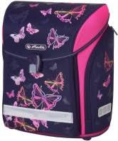 <b>Herlitz Midi</b> Rainbow Butterfly – купить <b>ранец</b>, сравнение цен ...