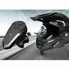 Waterproof IPX6 <b>Motorcycle Helmet Bluetooth Intercom BT</b>-<b>S3</b> ...
