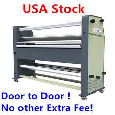"USA 63"" Ful -auto Wide Format Hot / Cold Laminator Machine Free ..."