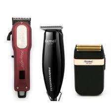 <b>Kemei Rechargeable Electric</b> Haircut Machine For Man <b>Professional</b> ...