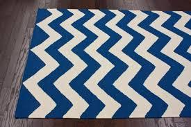 blue striped area rug  probrainsorg