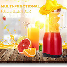 Electric Juicer <b>Blender Multifunctional</b> Nutrition Machine for ...