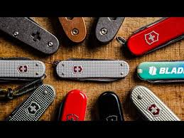 The Best <b>Victorinox Swiss Army</b> Knives Available in 2020 - YouTube