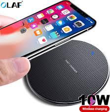 <b>Olaf Wireless</b> Charging Adapter For iphone 11 Pro 8 <b>10W Fast</b> ...