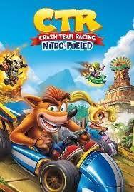 Crash Team Racing Nitro-Fueled - Wikipedia