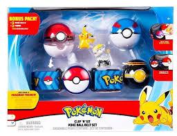 Купить <b>Игровой набор</b> РОСМЭН <b>Pokemon</b> Пояс для Поке ...