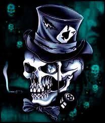 <b>Skull</b> n <b>top hat</b> | <b>Skulls</b> drawing, <b>Skull</b> art, <b>Skull</b> pictures