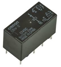 gv dc omron dpdt pcb mount non latching relay v dc coil omron dpdt pcb mount non latching relay 12v dc coil