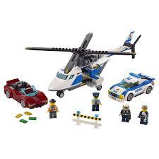 Купить <b>конструктор LEGO City Police</b> Стремительная погоня ...