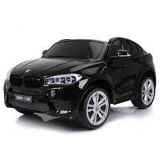 <b>Детский электромобиль Jiajia BMW</b> X6M Black 12V - JJ2168 ...