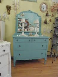 antique cottage furniture dresser aqua turquoise blue shabby chic distressed beach cottage eclectic blue shabby chic furniture