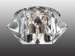 <b>Встраиваемый светильник Novotech</b> Crystals 369300 ...