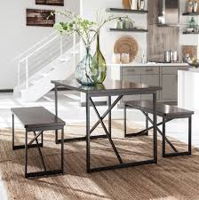 three piece dining set: more views  ashley furniture joring  piece dining set b