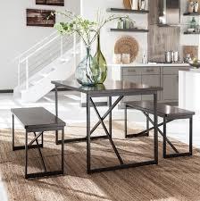 three piece dining set: more views  ashley furniture joring  piece dining set b