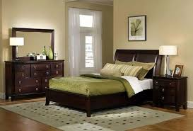 bedroom colors brown furniture gorgeous bedroom wall colors with dark brown furniture bedroom design ideas dark
