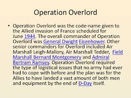 「Operation Overlord, code named D-Day, the Allied invasion of northern France」の画像検索結果