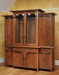 custom made barbs art deco china cabinet art deco furniture cabinet