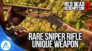 <b>Red</b> Dead Redemption 2 Weapon Locations - The Rare Rolling ...