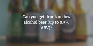 Why <b>You</b> Can't Get <b>Drunk</b> on 0.5% Alcohol-Free <b>Beer</b> - According to ...