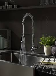 pull kitchen faucet color: credits http petesaturdayhouseorg commercial style industrial kitchen faucet sprayer credits http petesaturdayhouseorg commercial style