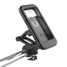 <b>LEEHUR</b> Bicycle <b>Phone Holder</b> Waterproof Bag Motorcycle Cell ...