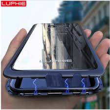 <b>Чехол</b> для смартфона Aliexpress <b>LUPHIE</b> Magnetic Metal Case ...