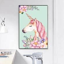 5d <b>diamond painting unicorn</b>