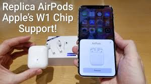 Replica AirPods with Apple's W1 Chip Support <b>LK</b>-<b>TE9</b> - XY Pods - 1 ...