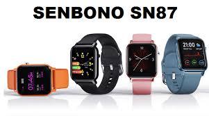 SENBONO <b>SN87</b> New Smartwatch 2020 - Chinese Smartwatches