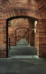 ad classics national museum of r art rafael moneo archdaily segmented and relieving arches work in visual and structural harmony image copy flickr user guzman