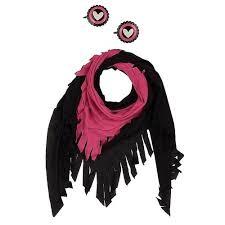 <b>Набор аксессуаров</b> Sweet Hearts-2: шейный платок + 2 заколки ...