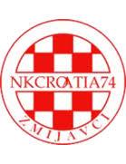 Nogometni klub Croatia Zmijavci