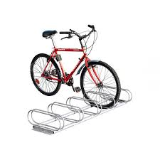 Economy 5-<b>space Bicycle</b> rack - Street furniture manufacturer