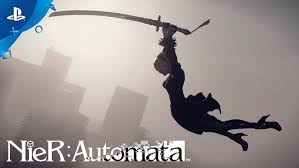 "<b>NieR</b>: <b>Automata</b> – ""Death is Your Beginning"" Launch Trailer 