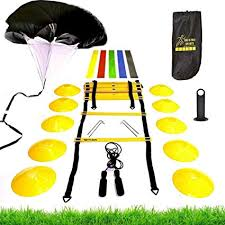 Premium Speed Agility Training Set - Equipment Kit ... - Amazon.com